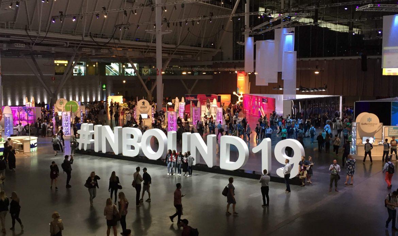 Inbound19 Product Update Recap Blog