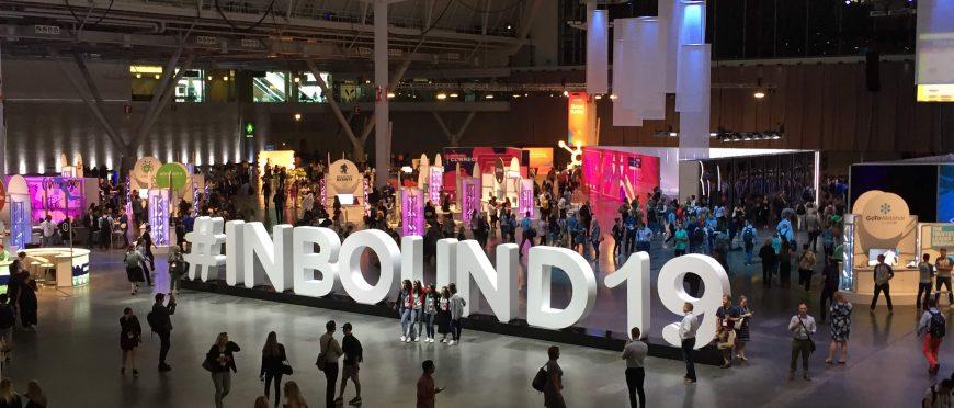 INBOUND19 Recap – New HubSpot Product Updates